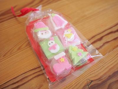 クリスマスと和菓子