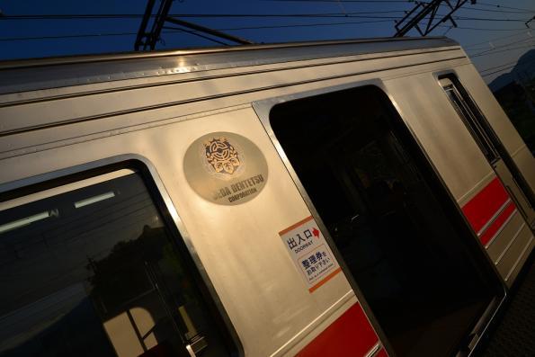 2013年5月25日 上田電鉄別所線 下之郷 1000系1004F