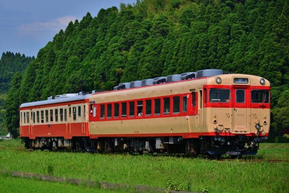 2013年6月9日 いすみ鉄道いすみ線 上総東~西大原 キハ28-2346+キハ52-125