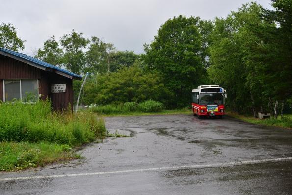 2013年7月24日 上田バス 菅平線 菅平高原西菅平 H-071号車