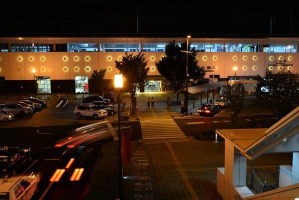 2013年7月24日 JR東日本長野新幹線 上田駅