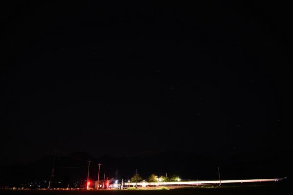 2013年8月25日 上田電鉄別所線 舞田 7200系7255F