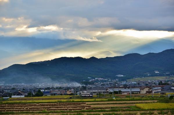 2013年9月23日 上田電鉄別所線 別所温泉~八木沢 1000系1003F