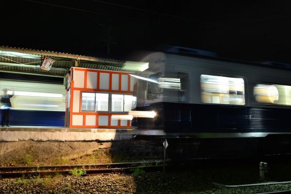 2013年10月10日 上田電鉄別所線 下之郷 7200系7253F・7255F