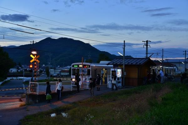 2013年10月17日 上田電鉄別所線 寺下 1000系1003F