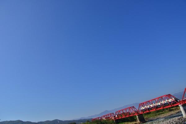 2013年10月18日 上田電鉄別所線 城下~上田 7200系7253F