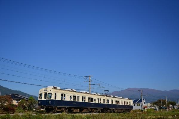 2013年10月28日 上田電鉄別所線 三好町~赤坂上 7200系7253F