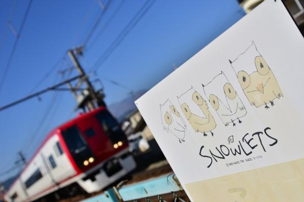 2013年10月28日 長野電鉄長野線 朝陽~附属中学前 2100系E2編成