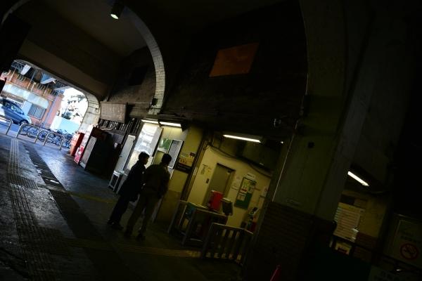 2013年11月13日 JR東日本鶴見線 国道