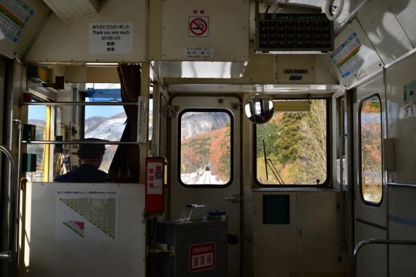 2013年11月14日 秋田内陸縦貫鉄道秋田内陸線