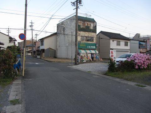旧東海道 桑名市新町
