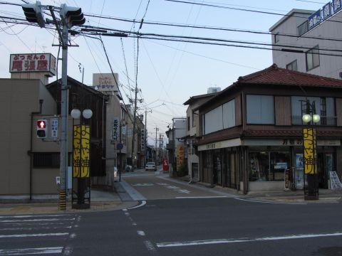 旧東海道 桑名市吉津屋町