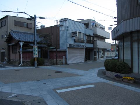 京町毘沙門天堂