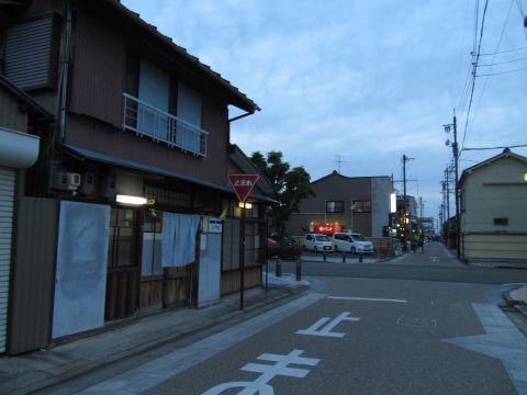 旧東海道 桑名市江戸町