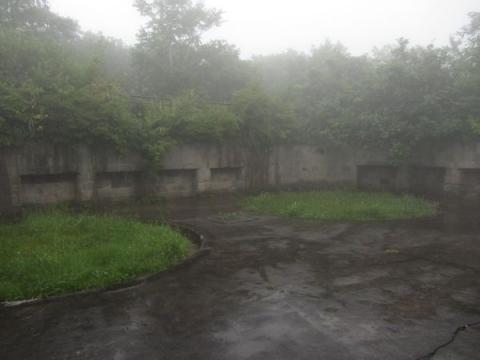 御殿山第二砲台跡