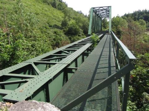 第三雨竜川橋梁