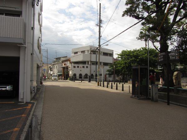 街道の行く先へ