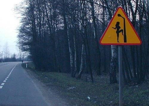 世界の面白標識2
