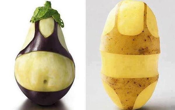 セクシー野菜15