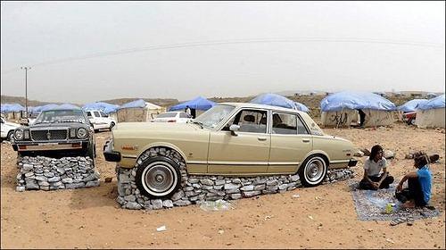 サウジアラビアの車4
