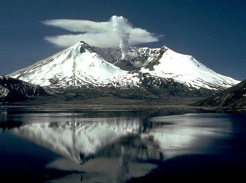 セント・ヘレンズ山2