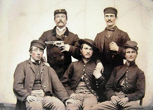 南北戦争1