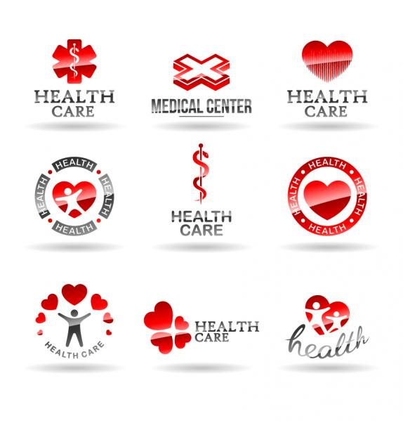 ヘルスケア アイコン デザイン health care icon design