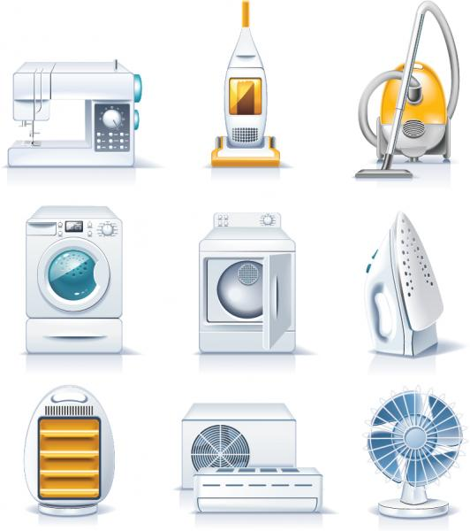 家電製品 Household electrical appliances