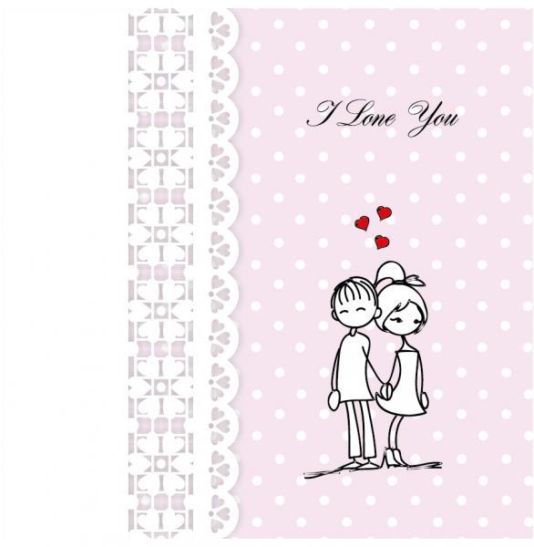 手書きの愛のイラスト hand drawing love illustrations