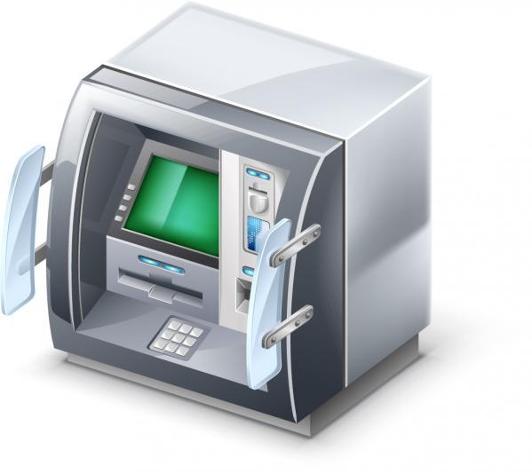 現金自動預け払い機 automatic teller machines