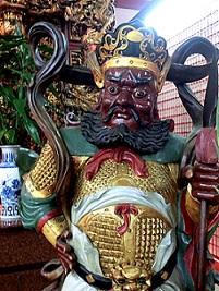 太歲殿神像2