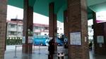 羅東駅のバスターミナル