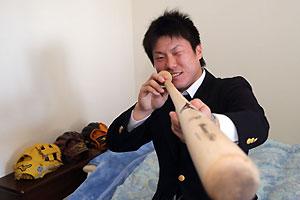 絵日記1・8陽川君