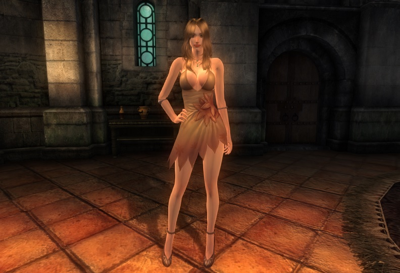 TERA High Elf Female Robe 03 OH_1