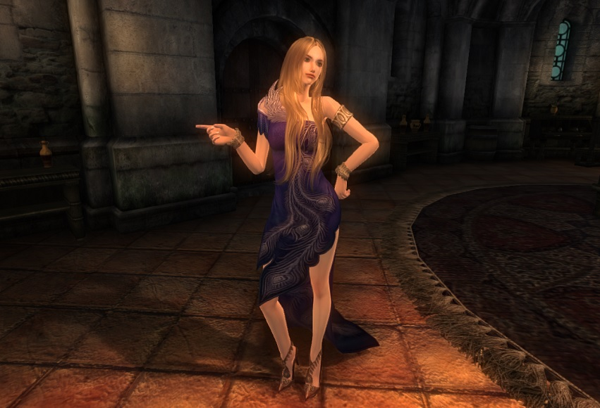 TERA High Elf Female Robe 15 UnKnown_1