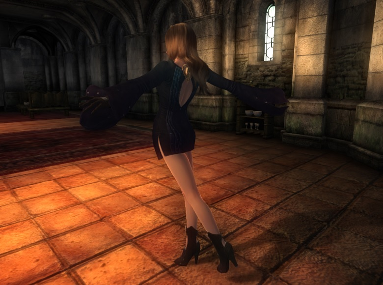TERA Human Female Robe 08 Qazz_2