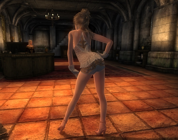 TERA Human Female Robe 16 Qazz_4