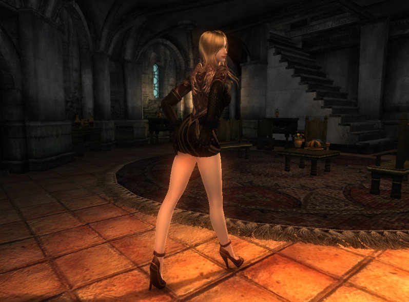 TERA High Elf Female Robe 18a OH 2
