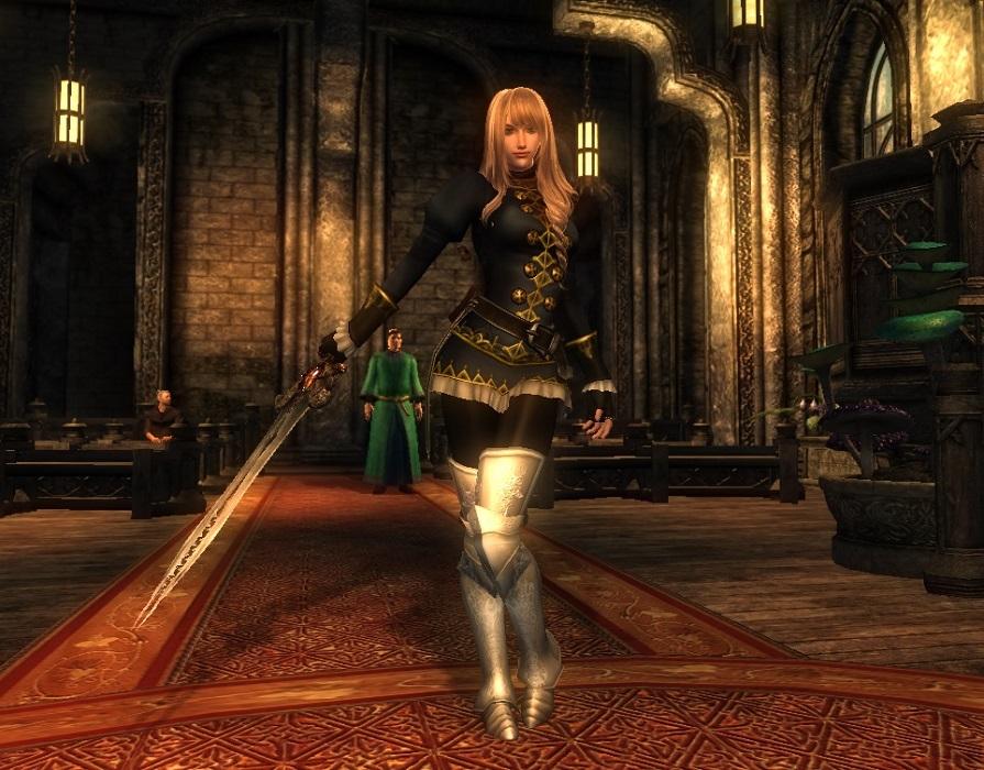 Heilige Mutter Armor 1