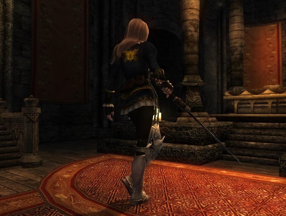 Heilige Mutter Armor 2