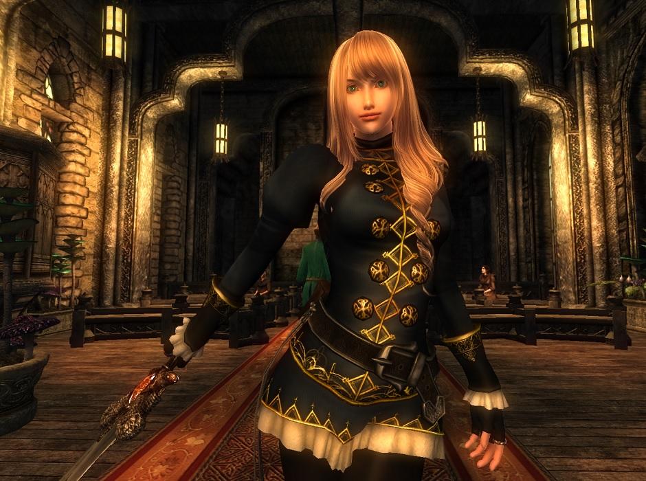 Heilige Mutter Armor 3