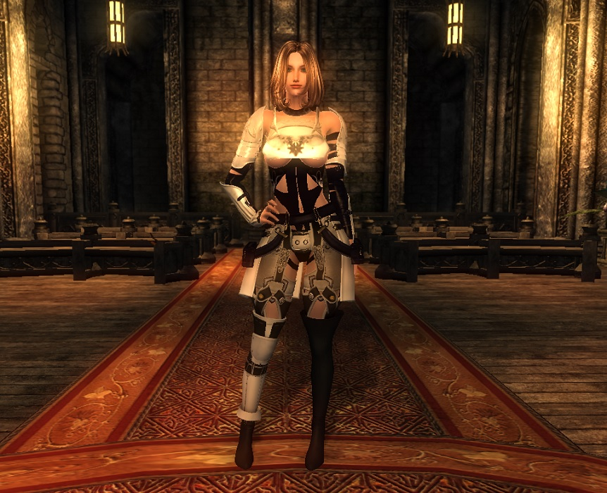 Battle Princess Armor 5