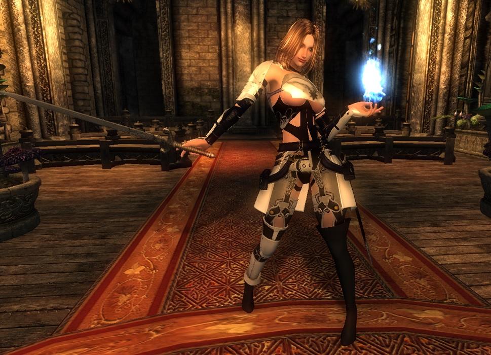 Battle Princess Armor 7