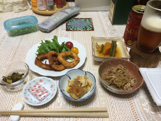 10・7晩ご飯2