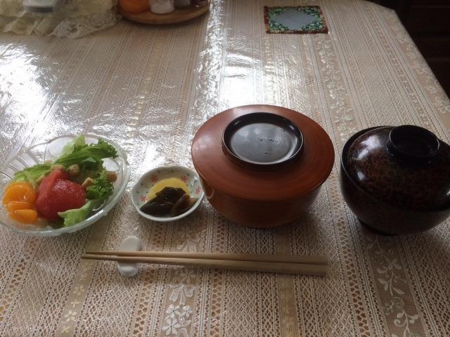 親子丼の昼2