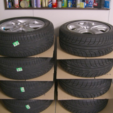 スタッドレス タイヤ 保管 方法