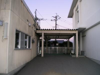 渡り廊下 (1)