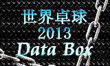 【企画】 世界卓球2013速報 データボックス更新!