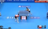 【卓球】 馬龍VS荘智淵(3ゲーム目)WTC2013