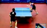 【卓球】 酒井明日翔VS金ミンホ 韓国オープン2013